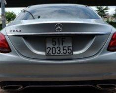 Bán xe Mercedes C250 Exclusive 2015, màu bạc giá 1 tỷ 230 tr tại Hà Nội