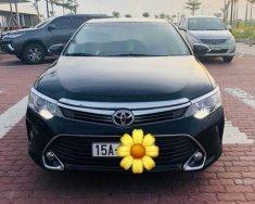 Chính chủ bán Toyota Camry 2015, màu đen giá 875 triệu tại Hải Phòng
