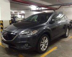 Cần bán gấp Mazda CX 9 đời 2012, màu xanh xám  giá 1 tỷ 300 tr tại Tp.HCM