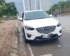 Bán Mazda CX 5 2.0 AT đời 2017, màu trắng như mới giá 840 triệu tại Hà Nội