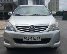 Bán xe Innova 2009, xe chính chủ giá 425 triệu tại Hà Nội