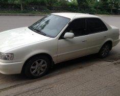 Cần bán lại xe Toyota Corolla GLi đời 1997, màu trắng, nhập khẩu nguyên chiếc giá 148 triệu tại Bắc Giang
