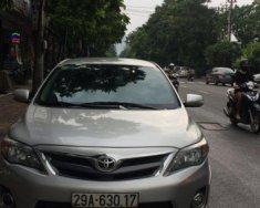 Xe Toyota Corolla altis 2.0 AT năm 2012, màu xám như mới giá 568 triệu tại Hà Nội