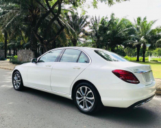 Bán xe Mercedes-Benz C class năm 2016 màu trắng, mới đi 40km giá 1 tỷ 333 tr tại Hà Nội