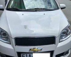 Bán xe Chevrolet Aveo LTZ đời 2014, màu trắng, số tự động giá 340 triệu tại Tp.HCM