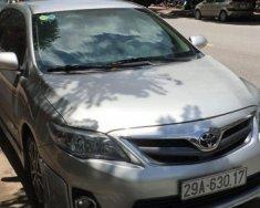Cần bán gấp Toyota Corolla altis 2.0 AT sản xuất năm 2012, màu bạc giá 568 triệu tại Hà Nội