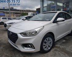 Cần bán Hyundai Accent bản thiếu màu trắng 100%, giá cực hấp dẫn giá 425 triệu tại Tp.HCM