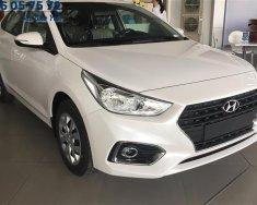 Bán Hyundai Accent đời 2018, màu trắng giá 425 triệu tại Tp.HCM