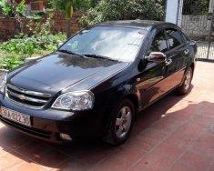 Bán ô tô Chevrolet Lacetti EX năm sản xuất 2012, màu đen giá 255 triệu tại Thanh Hóa