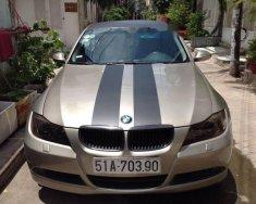 Bán BMW 3 Series 320i năm 2007, màu vàng, nhập Đức giá 456 triệu tại Tp.HCM