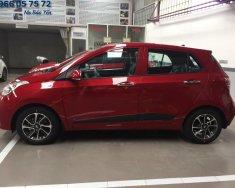 Cần bán Hyundai Grand i10 đời 2018, màu đỏ, 405 triệu giá 405 triệu tại Tp.HCM