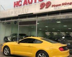 Bán Ford Mustang 2.3 Ecoboost AT sản xuất 2018, màu vàng, nhập khẩu   giá 2 tỷ 876 tr tại Hà Nội