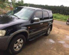 Bán Ford Escape 4x4 2.0 sản xuất 2004, màu đen, giá 199tr giá 199 triệu tại Hà Tĩnh