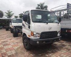 Cần bán xe Hyundai Mighty đời 2017, màu trắng giá cạnh tranh giá 700 triệu tại Hà Nội