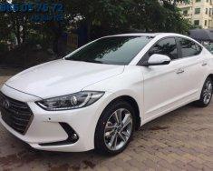 Bán ô tô Hyundai Elantra năm 2018, màu trắng giá cạnh tranh giá 669 triệu tại Tp.HCM