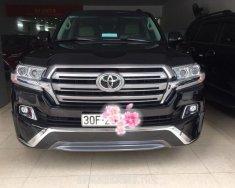 Cần bán xe Toyota Land Cruiser 4.6 VX 2016, màu đen, nhập khẩu nguyên chiếc giá 3 tỷ 840 tr tại Hà Nội