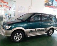 Bán xe Isuzu Hi Lander đời 2004, số sàn, xe nước sơn zin, nội thất nhung, gỗ giá 250 triệu tại BR-Vũng Tàu