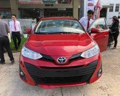 Cần bán Toyota Vios 1.5G năm 2018, màu đỏ giá 606 triệu tại Bình Phước