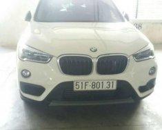 Chính chủ bán BMW X1 đời 2016, màu trắng, nhập khẩu giá 1 tỷ 100 tr tại Tp.HCM