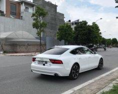 Bán lại xe Audi A7 Sportback 3.0 TFSI Quattro 2012, màu trắng, nhập khẩu giá 1 tỷ 790 tr tại Hà Nội