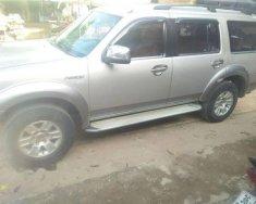 Bán xe Ford Everest sản xuất 2008, màu bạc chính chủ, giá tốt giá 400 triệu tại Thanh Hóa