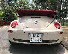 Cần bán lại xe Volkswagen New Beetle 2.5 sản xuất năm 2007, màu kem (be), nhập khẩu giá 520 triệu tại Tp.HCM