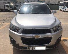 Cần bán xe Chevrolet Captiva LTZ năm sản xuất 2015, màu bạc  giá 635 triệu tại Tp.HCM