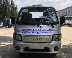 Xe tải Jac X5 1.25 tấn (1T25) cabin Hyundai thùng dài 3.2m giá 285 triệu tại Tp.HCM