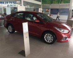 Bán xe Hyundai Accent 1.4L số tự động màu đỏ, nhiều khuyến mãi, xe giao ngay giá 499 triệu tại Tp.HCM