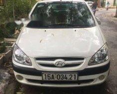 Cần bán gấp Hyundai Getz năm sản xuất 2007, màu trắng, giá tốt giá 0 triệu tại Hải Phòng
