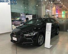 Cần bán Hyundai Elantra đời 2018, màu đen, giá 739tr giá 739 triệu tại Tp.HCM