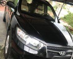 Bán Hyundai Santa Fe 2008, màu đen, giá tốt giá 430 triệu tại Hải Phòng