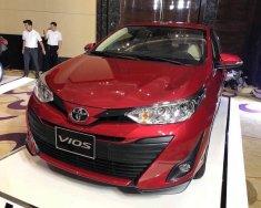 Bán xe Toyota Vios E CVT đời 2018, màu đỏ, mới 100% giá 531 triệu tại Hải Dương