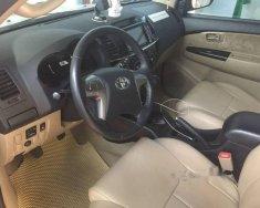Cần bán lại xe Toyota Fortuner đời 2016, màu bạc giá 900 triệu tại Đồng Nai