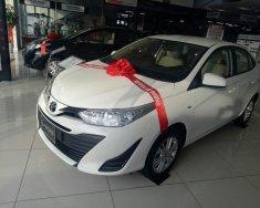 Cần bán Toyota Vios E 2018, màu trắng giá 531 triệu tại Hải Dương
