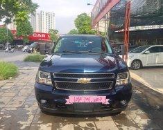 Chevrolet Suburban, model 2009 xe nhập nguyên chiếc Mỹ, màu xanh, nội thất da xịn màu vàng bò giá 1 tỷ 850 tr tại Hà Nội