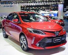 Hỗ trợ trả góp cho xe Toyota Vios 1.5G mới 2019, lãi suất ưu đãi giá 606 triệu tại Tp.HCM