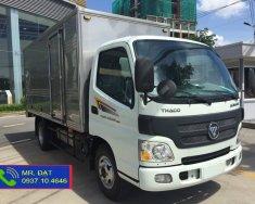 Thaco Aumark 500A 5 tấn- thùng kín - hỗ trợ trả góp 80% - liên hệ giá tốt 0937.10.4646 Đạt giá 387 triệu tại Tp.HCM