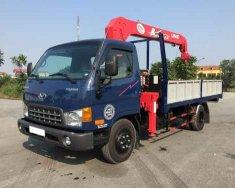 Cần bán xe tải 8 tấn Hyundai gắn cẩu unic 3 tấn 4 đốt lọt thùng 6.2m giá ưu đãi giá 1 tỷ 200 tr tại Hà Nội
