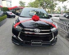 Bán Toyota Innova Ventuner 2018, màu đen giá 855 triệu tại Hải Dương