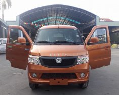 Bán xe tải Kenbo Van 5 chỗ Euro4 đời 2018, xe chạy được vào thành phố giờ cấm giá 199 triệu tại Tp.HCM