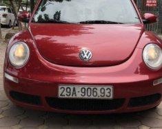 Bán Volkswagen Beetle 2.5 AT 2007, màu đỏ, xe nhập   giá 445 triệu tại Hà Nội