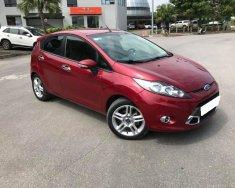 Bán xe Ford Fiesta S đời 2012 màu đỏ chuồn chuồn ớt 5 cửa nội thất kem giá 357 triệu tại Tp.HCM