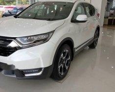 Cần bán xe Honda CR V MID năm 2018, màu trắng giá 1 tỷ 13 tr tại Tp.HCM