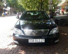 Bán xe Toyota Camry sản xuất 2003, màu đen, giá 305tr giá 305 triệu tại Bắc Ninh