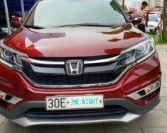 Cần bán xe Honda CR V 2.4TG AT đời 2016, màu đỏ, giá 980tr giá 980 triệu tại Hà Nội