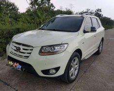 Cần bán xe Hyundai Santa Fe SLX AT đời 2009, màu trắng, nhập khẩu   giá 660 triệu tại Hà Nội
