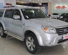 Cần bán xe Ford Everest 2.5AT đời 2011, màu bạc  giá 549 triệu tại Hà Nội