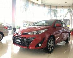 Bán Toyota Yaris 1.5G Nhập khẩu màu đỏ, giao ngay giá 650 triệu tại Hà Nội