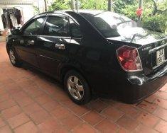 Bán ô tô Daewoo Lacetti 2009, màu đen xe gia đình giá cạnh tranh giá 210 triệu tại Vĩnh Phúc